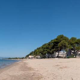 Apartments on the beach in Cambrils