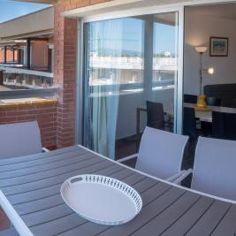 Terrassa Apartaments Voralmar Cambrils